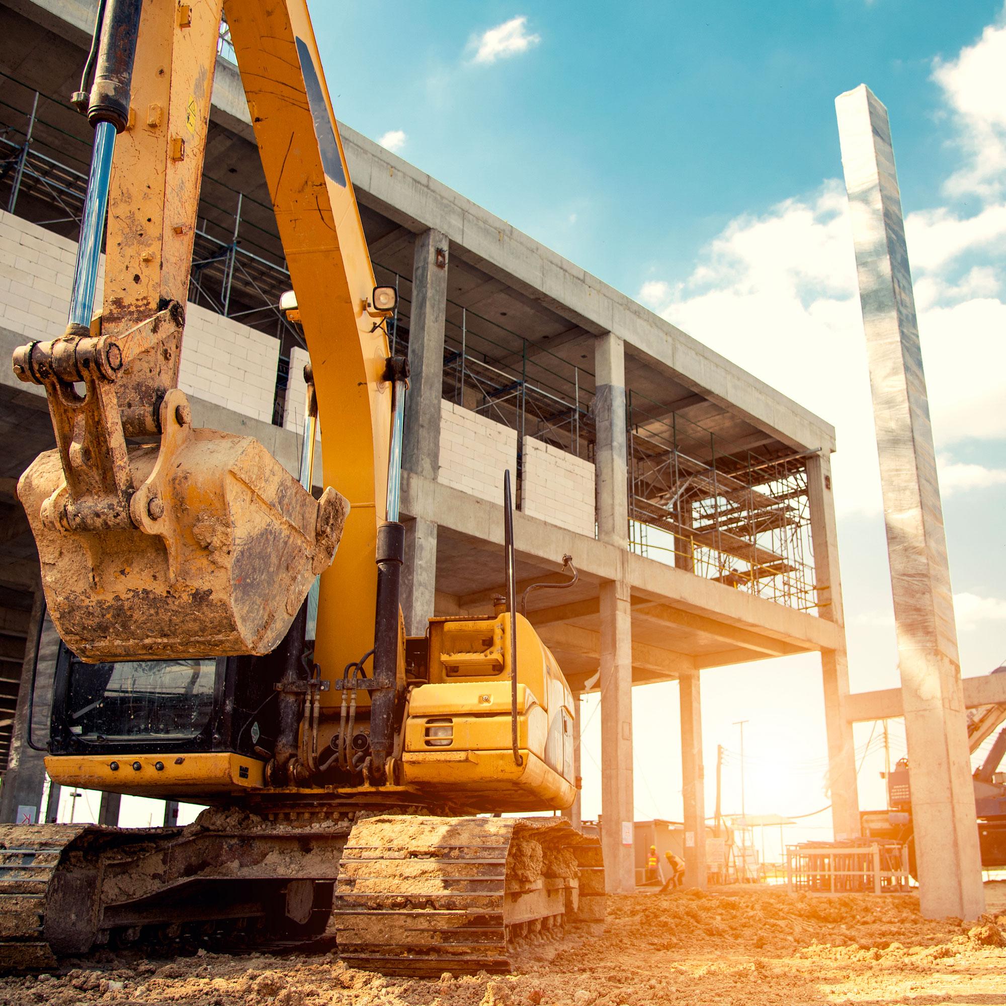 entreprise de sécurité pour Entreprises du BTP et engins de chantier